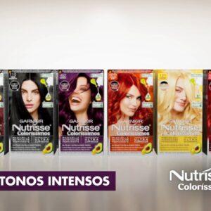 TINTE GARNIER NUTRISSE – COLORISSIMOS