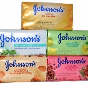 JABON DE TOCADOR JOHNSON'S PACK 3 UND